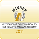 Outstanding Contributor to the iGAMING Affiliate Industry
