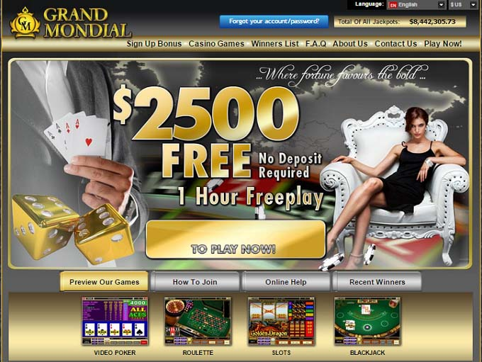 grand mondial casino online game