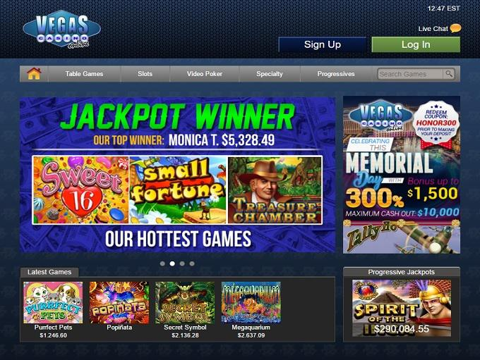 online vegas casino sizing hot