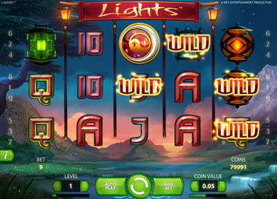 Lights Slot Machine