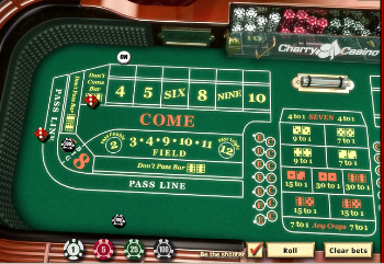 Net Entertainment Online Craps