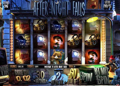 After Night Falls Online Slots