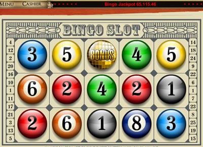 casino online slot machines bingo kugeln