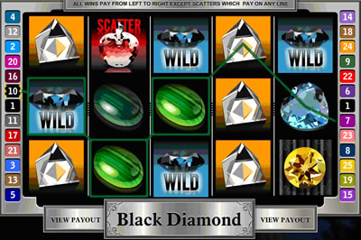 Black Diamond Online Slots
