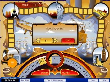 Play Around The World Arcade Games Online at Casino.com
