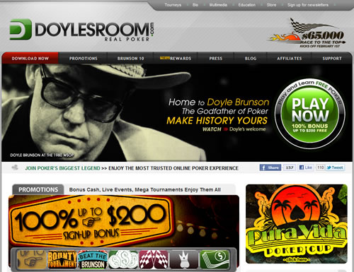 Doyles Room Online Poker