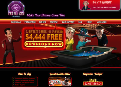 Yes We Can Online Casino