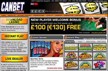 Canbet Online Casino