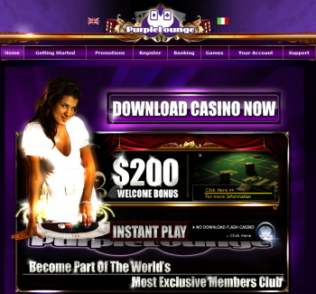 Purple Lounge Online Casino
