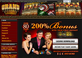 Grand Online Casin&ograve