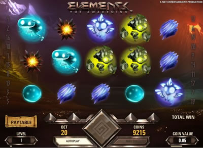 Play Elements: The Awakening Online Slots at Casino.com New Zealand