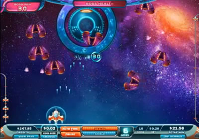 Max Damage Alien Attack Game