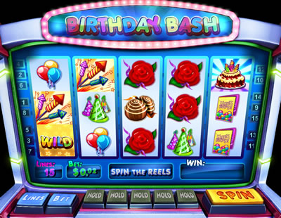Birthday Bash Slot Machine Online ᐈ Slotland™ Casino Slots