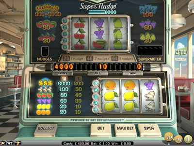 Super Nudge 6000 Slots