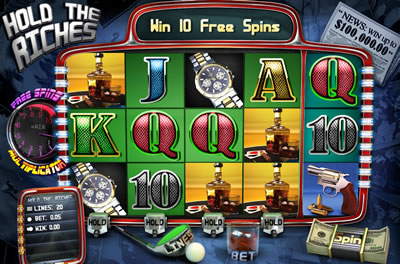 New Hold The Riches Slot