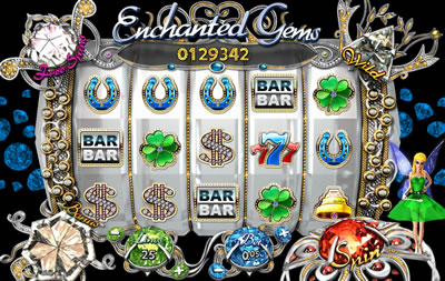 Enchanted Gems Slot