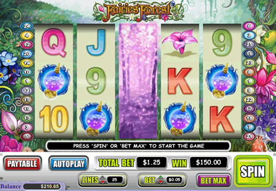 Fairies Forest Slot