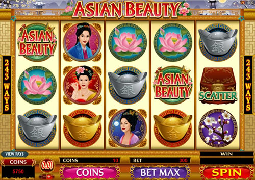 Asian Beauty Slots