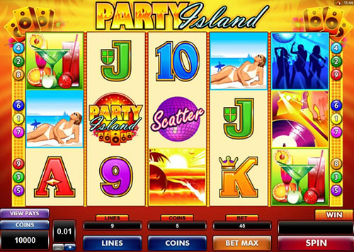Party Island Slots