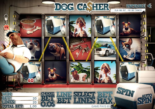Dog Casher Slots