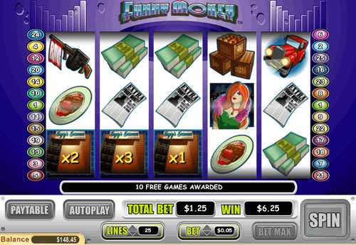 Funny Money Slots