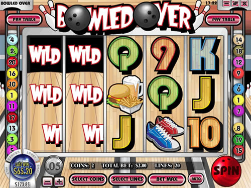 Bowled Over Slot Machine Online ᐈ Rival™ Casino Slots