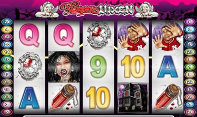 Vampire Vixen Slot Review & Free Instant Play Game