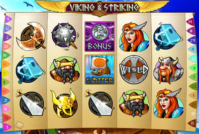 Viking Striking Slots