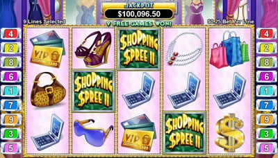 Shopping Spree II Slots