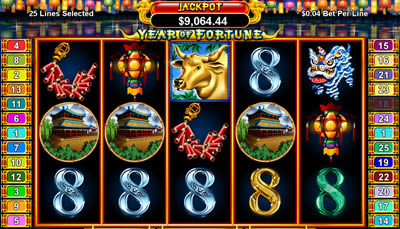 Year of Fortune Slots