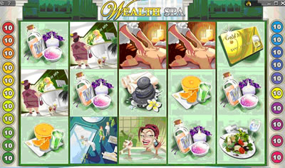 Wealth Spa Slots