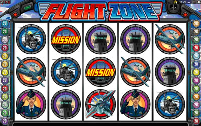 Flight Zone Slots