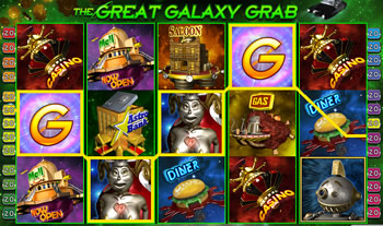 The Great Galaxy Grab Slots