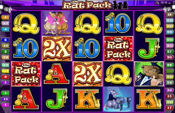 The Rat Pack Slots