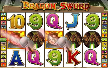 Dragon Sword Slots