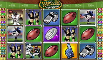 The $5Million Touchdown Slots