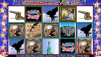 Independence Day Slots