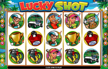 Lucky Shot Slots