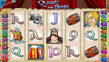 Quest for Beer Slots