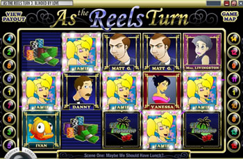 As the Reels Turn 3 Blinded by Love Slots