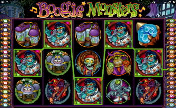 Boogie Monsters Slots