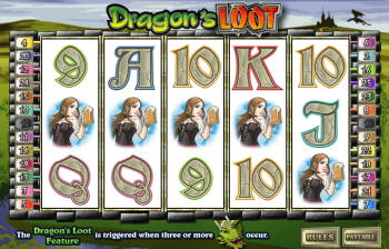 Dragon's Loot Slots
