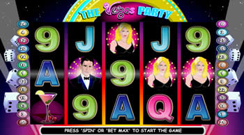 The Vegas Party Slots