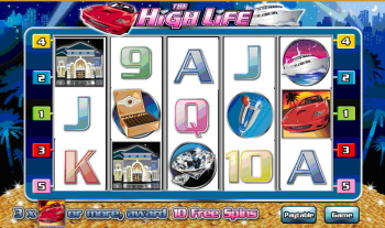 The High Life Slots