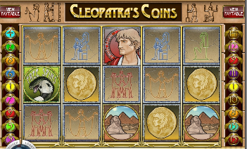 Cleopatra's Coins Slots