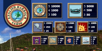 English Harbour Online Slots