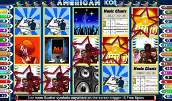 American Icon Online Slots
