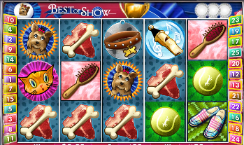 Best of Show Slots