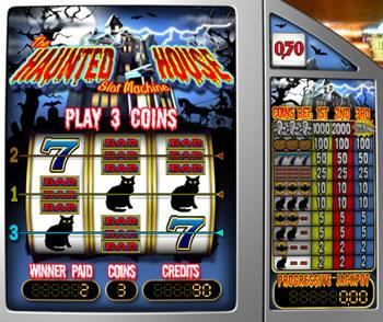 Haunted House Online Slots