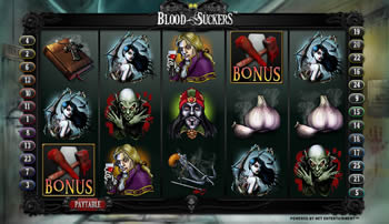 Free Blood Suckers Slots